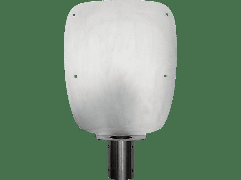 CHARGE AMPS CA-2445545 Aura Ladestation-Halterung, Grau