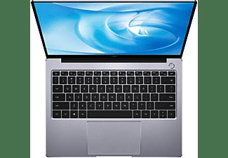 HUAWEI MateBook 14, R7-4800H, 8GB RAM, 512GB SSD, 14 Zoll FHD+, Win10, Space Grey