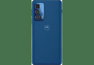 MOTOROLA Edge 20 Pro 5G 256GB, Blue Vegan Leather