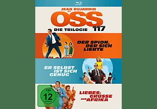 OSS 117 - Die Trilogie Blu-ray