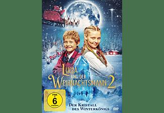 Lucia und der Weihnachtsmann 2 - Der Kristall des Winterkönigs [DVD]