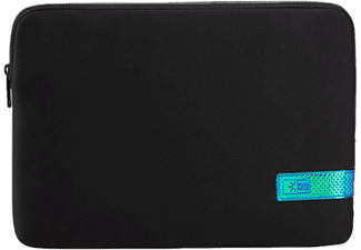 CASE LOGIC Notebookhülle Reflect, 14 Zoll, Sleeve, Black/Grey/Oil