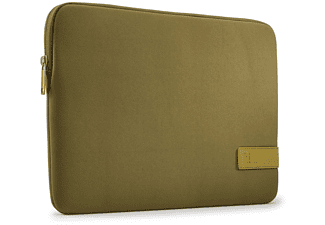 CASE LOGIC Notebookhülle Reflect, 15.6 Zoll, Sleeve, Capulet Olive/Green Olive