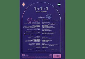 Hyuna & Dawn - 1+1=2 EP-Inkl.Photobook [CD]