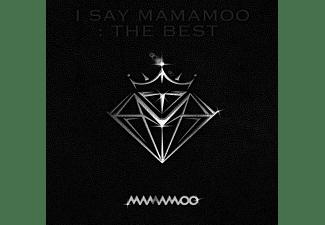 Mamamoo - I Say Mamamoo: The Best-Inkl.Photobook [CD + Buch]