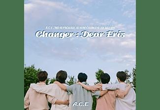 Ace - Changer: Dear Eris-Inkl.Photobook [CD + Buch]