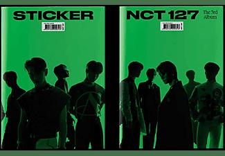 Nct 127 - Sticker-Inkl.Photobook [CD + Buch]