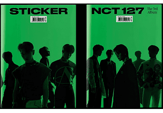 Nct 127 - Sticker-Seoul City Version-Inkl.Photobook [CD + Buch]