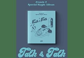 Fromis_9 - Talk & Talk-Limited Edition-Inkl.Photobook [CD + Buch]