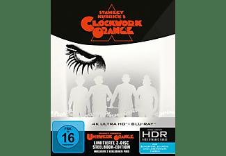 Clockwork Orange (Titans of Cult - Steelbook) [4K Ultra HD Blu-ray + Blu-ray]