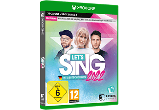 Let's Sing 2022 mit deutschen Hits - [Xbox One & Xbox Series X]