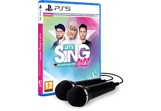 Let's Sing 2022 mit deutschen Hits [+ 2 Mics] - [PlayStation 5]