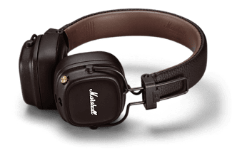 MARSHALL Bluetooth Kopfhörer Major IV BT, brown