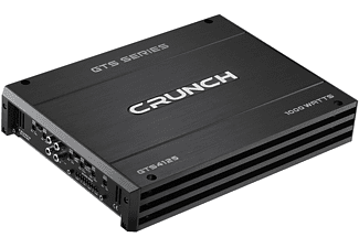 CRUNCH GTS4125 Class A/B Analog 4-Kanal Verstärker