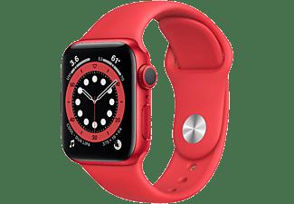APPLE Watch Series 6 - Aluminium kast Rood 40mm, Sportbandje