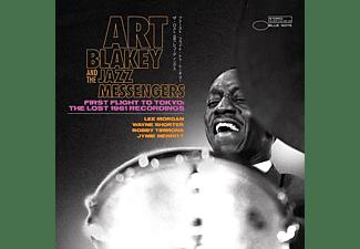 Art Blakey - First Flight To Tokyo: The Lost 1961 Recordings  - (Vinyl)