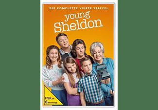 Young Sheldon: Staffel 4 [DVD]