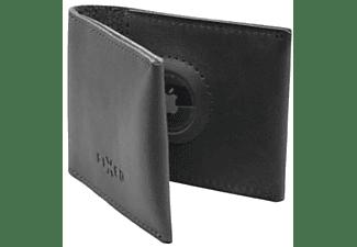 FIXED Geldbörse Wallet für AirTag, Schwarz