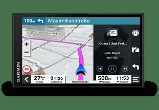 GARMIN Navigationsgerät DriveSmart™ 66 EU MT-S mit Amazon Alexa