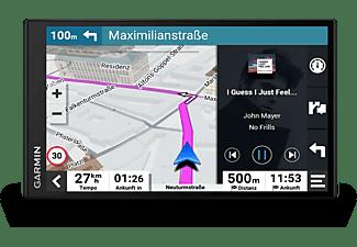GARMIN Navigationsgerät DriveSmart™ 76 EU MT-S mit Amazon Alexa
