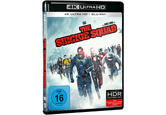 The Suicide Squad 4K Ultra HD Blu-ray + Blu-ray