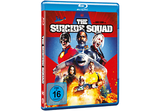 The Suicide Squad Blu-ray