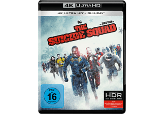The Suicide Squad [4K Ultra HD Blu-ray + Blu-ray]