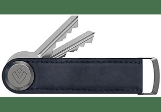 VALENTA Schlüsseletui Key Organizer, Vintage Blau
