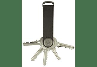 VALENTA Schlüsseletui Key Organizer, Vintage Braun