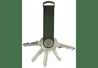 VALENTA Schlüsseletui Key Organizer, Vintage Grün