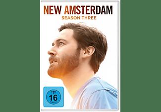 New Amsterdam - Staffel 3 [DVD]