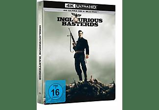 Inglourious Basterds - Limitiertes SteelBook® 4K Ultra HD Blu-ray + Blu-ray