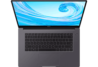HUAWEI MateBook D15, i3-10110U, 8GB RAM, 256GB SSD, 15.6 Zoll FHD, W10H, Space Grey