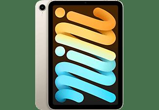 """Apple iPad mini (2021 6ª gen), 64 GB, Blanco estrella, WiFi, 8.3 """", Retina, Chip A15 Bionic, iPadOS"""