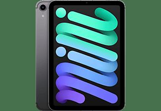 "Apple iPad mini (2021 6ª gen), 64 GB, Gris espacial, WiFi + Cell, 8.3 "", Retina, Chip A15 Bionic, iPadOS"