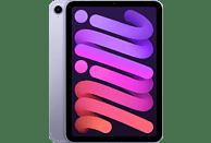 "Apple iPad mini (2021 6ª gen), 64 GB, Púrpura, WiFi + Cell, 8.3 "", Retina, Chip A15 Bionic, iPadOS"