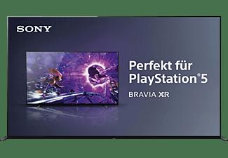 SONY XR-83A90J OLED TV (Flat, 83 Zoll / 210 cm, OLED 4K, SMART TV, Google TV)