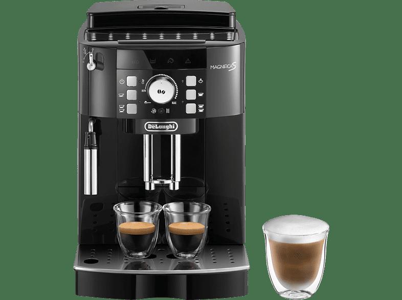 DELONGHI Ecam 21.116.B Magnifica S Kaffeevollautomat Schwarz
