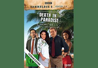 Death In Paradise-Sammelbox 3 (Staffel 7-9) DVD