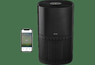 DUUX DXPU06 Bright Smart Luftreiniger Schwarz (55 Watt, Raumgröße: 27 m², HEPA+Aktivkohlefilter)