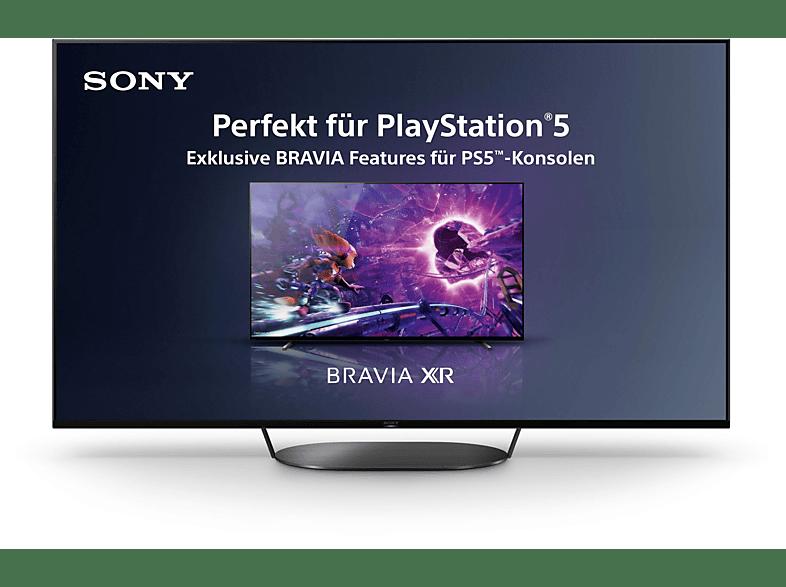 Abbildung SONY XR-50X92J LED TV (Flat, 50 Zoll / 126 cm, UHD 4K, SMART TV, Google TV)