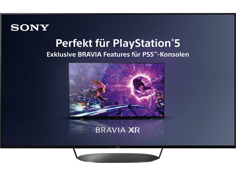 Abbildung SONY XR-55X92J LED TV (Flat, 55 Zoll / 139 cm, UHD 4K, SMART TV, Google TV)
