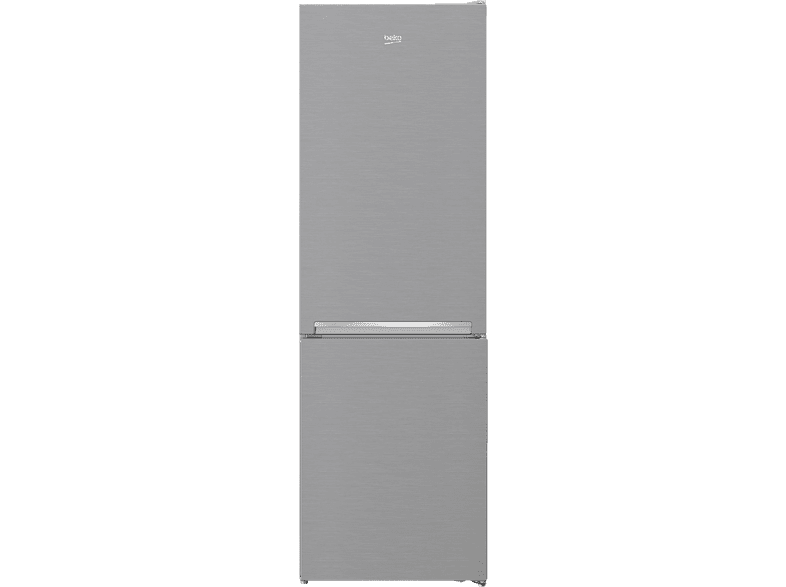 BEKO RCNA 366 K 40 XBN Kühlgefrierkombination E, 1852 mm hoch, Edelstahl-Look