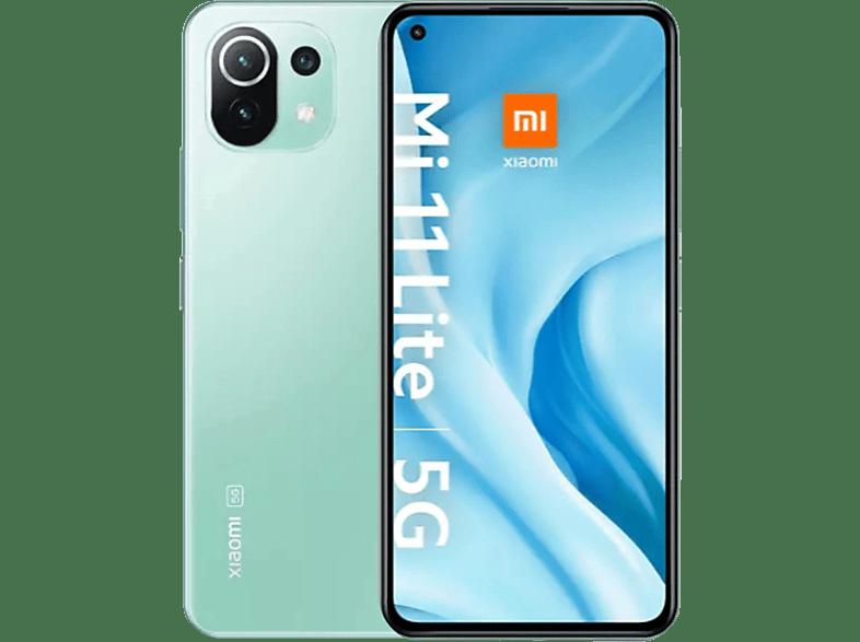 XIAOMI MI 11 LITE 5G 128 GB Mint Green Dual SIM