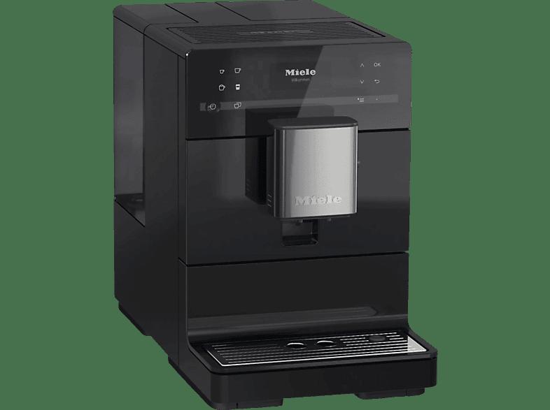 MIELE CM 5310 Silence Kaffeevollautomat in Obsidianschwarz