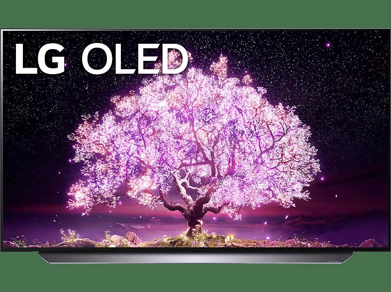 Abbildung LG OLED55C17LB OLED TV (Flat, 55 Zoll / 139 cm, UHD 4K, SMART TV, webOS 6.0 mit ThinQ)