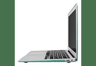 ARTWIZZ Rubber Clip MB Hardcover Schutz Clip Full Cover für Apple Kunststoff, Mint