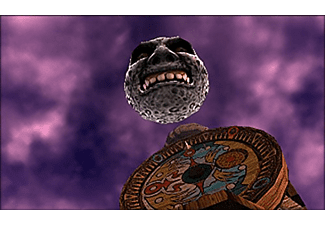 The Legend of Zelda: Majora's Mask - [Nintendo 3DS]