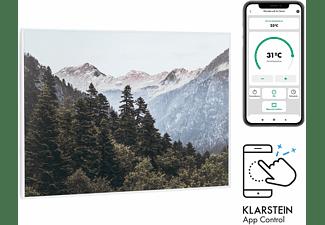 KLARSTEIN Wonderwall Air Art Smart Infrarotheizung 80x60cm 500W Wandmontage Berg Infrarotheizung (500 Watt)