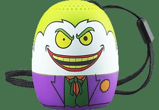 EKIDS The Joker Mini Bluetooth Lautsprecher - Kraftvoller Speaker mit Schlaufe für Rucksäcke und Taschen Bluetooth Lautsprecher, Bunt)
